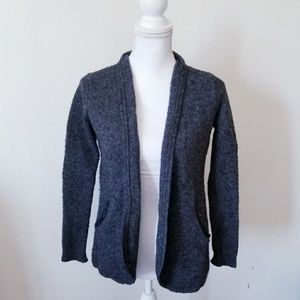 Vineyard Vines Gray Cardigan with Cashmere feel